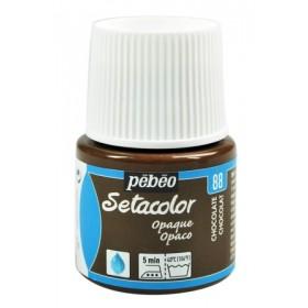 Pebeo Setacolor 88 Çikolata Opak Kumaş Boyası