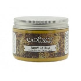 Cadence RP08 OKSİT SARI Rusty Patina/Patine Boyası 150ml