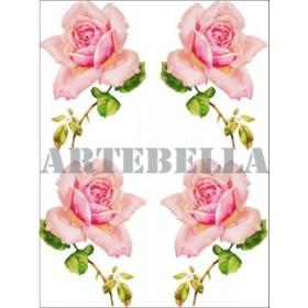 Artebella 1260 Küçük Kolay Transfer Koyu Zemin 17x24 cm