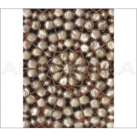 Artebella 1531 Mozaik Transfer Koyu Zemin 23x34 cm