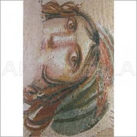 Artebella 1566 Mozaik Transfer Koyu Zemin 23x34 cm