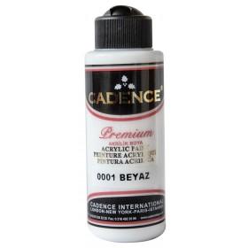Beyaz Cadence Boya 120 ml