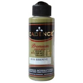 8016 Biberiye Cadence Akrilik Boya 120 ml