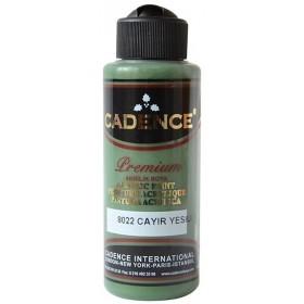 8022 Çayır Yeşili Cadence Akrilik Boya 120 ml