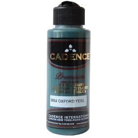 9054 Oxfor Yeşil Cadence Akrilik Boya 120 ml