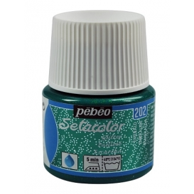 Pebeo Setacolor Glitter Emerald 202