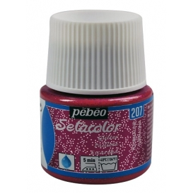 Pebeo Setacolor Glitter Tourmaline 207