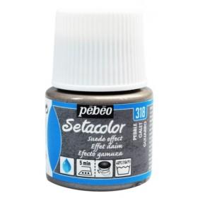 Pebeo Setacolor Suede Effect Pebble 318 Kumaş Boyası