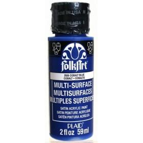 Folkart Multi-Surface Akrilik Boya 22926 Cobalt Blue