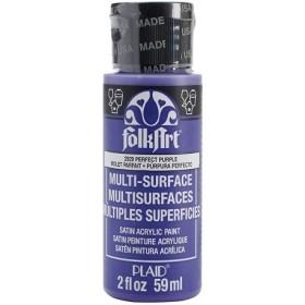 Folkart Multi-Surface Akrilik Boya 2929 Perfect Purple