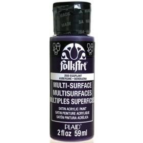 Folkart Multi-Surface Akrilik Boya 2930 Eggplant