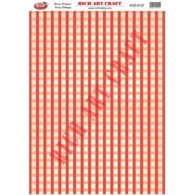 Rich Pirinç Dekopaj Kağıdı 8137