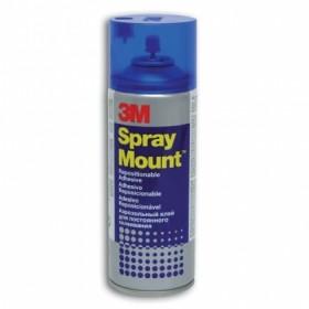 3M Spray Mount (Sprey Yapıştırıcı) 400 ml