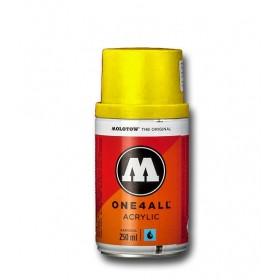 Molotow ONE4ALL Akrilik Sprey Boya 006 Zinc Yellow 250 ml