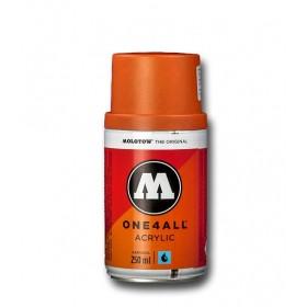 Molotow ONE4ALL Akrilik Sprey Boya 085 Dare Orange 250 ml
