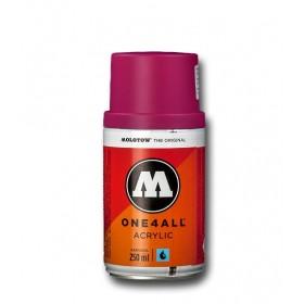 Molotow ONE4ALL Akrilik Sprey Boya 232 Magenta 250 ml