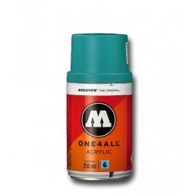 Molotow ONE4ALL Akrilik Sprey Boya 235 Turquoise 250 ml