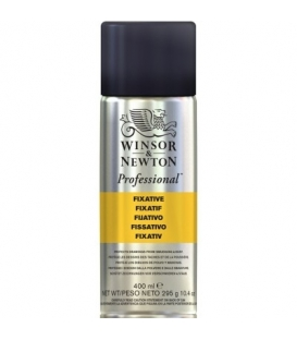 Winsor & Newton Artists' Fixative Sprey 400 ml.