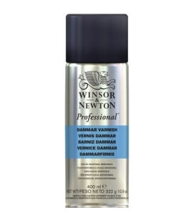 Winsor & Newton Dammar Varnish 400ml sprey (Damar Verniği)