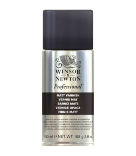 Winsor & Newton Artists' Matt Varnish Mat Resim Verniği 150 ml.