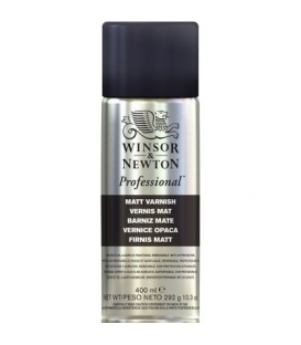 Winsor & Newton Artists' Matt Varnish Mat Resim Verniği 400 ml.