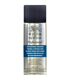Winsor & Newton Retouching Varnish 400ml Sprey (Rötuş Verniği)