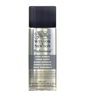 Winsor & Newton Satin Varnish 400ml Sprey (Satin Vernik)