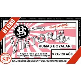 Viktoria Toz Kumaş Boyası 03 Yavruağzı