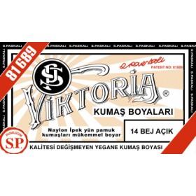 Viktoria Toz Kumaş Boyası 14 Bej Açık