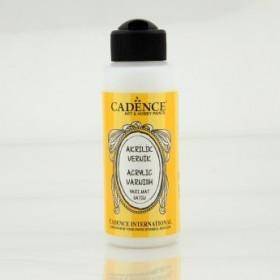 Cadence Su Bazlı Yarı Mat Vernik 120 ml