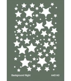 Background Stencil A4-5140