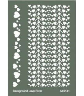 Background Stencil A4-5141