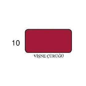 Viktoria Toz Kumaş Boyası 10 Vişne Çürüğü