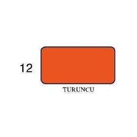 Viktoria Toz Kumaş Boyası 12 Turuncu
