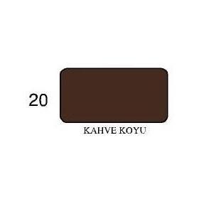 Viktoria Toz Kumaş Boyası 20 Kahve Koyu