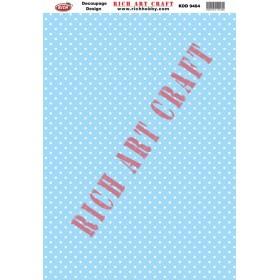 Rich Dekupaj Kağıdı 9464