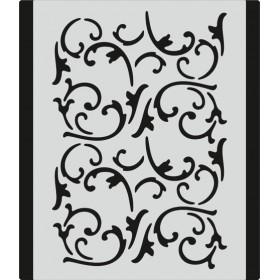 L067 Stencil 20x24 cm