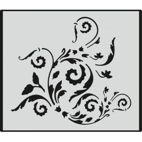 L069 Stencil 20x24 cm