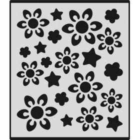 L070 Stencil 20x24 cm