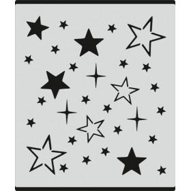 L075 Stencil 20x24 cm