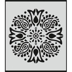 L077 Stencil 20x24 cm