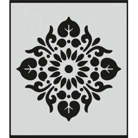 L078 Stencil 20x24 cm