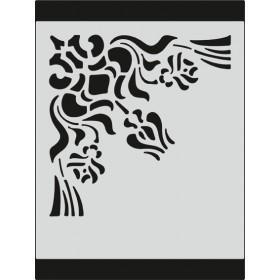 M080 Stencil 14x20 cm