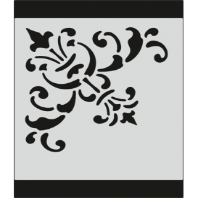 M084 Stencil 14x20 cm