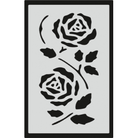 S089 Stencil 9x16 cm