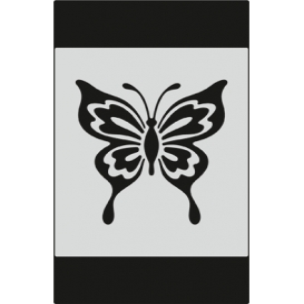 S091 Stencil 9x16 cm