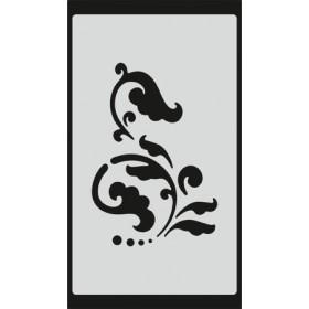 S093 Stencil 9x16 cm