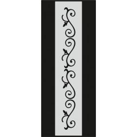 U086 Stencil 10x25 cm