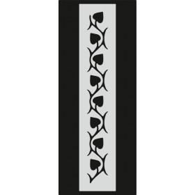 U088 Stencil 10x25 cm