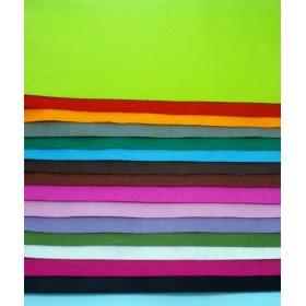 Keçe Kumaş Seti 50x45 cm 16 Renk